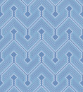 Zigzag seamless pattern Royalty Free Stock Image