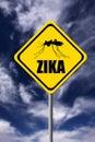 Zika warning