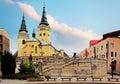 Zilina - Trinity Cathedral