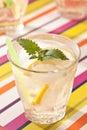 Zimna herbata Zdjęcie Stock
