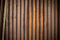 Zinc the abstract background from the plate Royalty Free Stock Photography