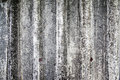 Zinc fence background abstract or texture close up of Royalty Free Stock Photography