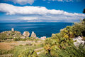 Zingaro Natural Reserve, Sicily Royalty Free Stock Photos