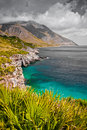 Zingaro Natural Reserve, Sicily Royalty Free Stock Photo