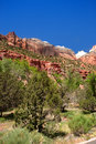 Zion National Park, USA Stock Images