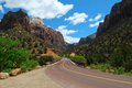 Zion National Park XIII Royalty Free Stock Images