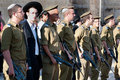 Zionist Military Youth Stock Images