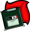 ZIP disk Stock Photos