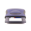 Zip drive Royalty Free Stock Photography