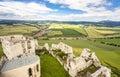 Zipser Castle Spissky hrad Slovakia unesco world heritage attrac