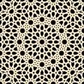 Ziyad seamless pattern four Imagem de Stock