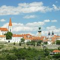 Znojmo Royalty Free Stock Photography