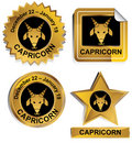 Zodiac - Capricorn Royalty Free Stock Photography