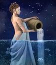 Zodiac series - Aquarius