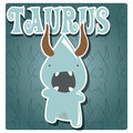 Zodiac sign Taurus Royalty Free Stock Photography