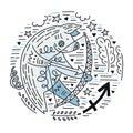 Zodiac Signes Sagittarius