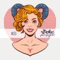 Zodiac signs - Aries