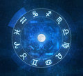 Zodiac Signs Horoscope Stock Photography