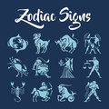 Zodiac Signs vector art