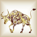 Zodiac Taurus Royalty Free Stock Photo