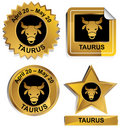 Zodiac - Taurus Royalty Free Stock Photos