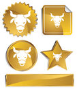 Zodiac - Taurus Stock Photography