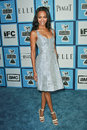 Zoe saldana at the film independent s spirit awards santa monica pier santa monica ca Royalty Free Stock Image