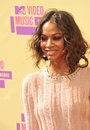 Zoe saldana at the mtv video music awards at staples center los angeles september los angeles ca picture paul smith featureflash Stock Photos
