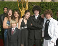 Zoey 101 Cast Creative Arts Emmy Awards Shrine Auditorium September 11, 2005 Stock Photos
