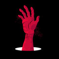 Zombie Hand Rising
