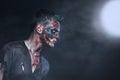 Zombie In The Moonlight