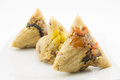Zongzi or chinese sticky dumpling Royalty Free Stock Photo
