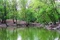Zoo in Askania Nova Royalty Free Stock Photos