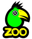 Zoo symbol Royalty Free Stock Photos