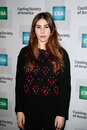 Zosia mamet new york nov actress attends the csa th annual artios awards ceremony at the xl nightclub on november in new york city Stock Image