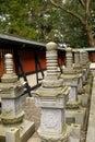 Zuiho den sendai japan in Royalty Free Stock Photo