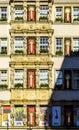 Zum schoenen turm in munich germany dec the building is a prestigious business building the kaufingerstraße s Stock Photos