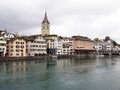 Zurich, Switzerland. Royalty Free Stock Photos