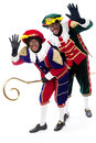 Zwarte piet (black pete) Royalty Free Stock Photos