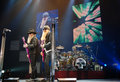 ZZ Top in Concert Stock Photo