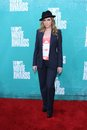 ZZ Ward at the 2012 MTV Movie Awards Arrivals, Gibson Amphitheater, Universal City, CA 06-03-12 Stock Images