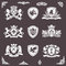 Design heraldic elements