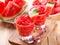 Stock Image :  Świeży arbuza granita