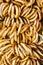 Stock Image :  αλατισμένα pretzel πρόχειρα φαγ&et