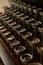 Stock Image :  Γραφομηχανή