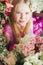 Stock Image :  ελκυστικό πορτρέτο κοριτσιών