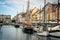 Stock Image :  Κοπεγχάγη nyhavn