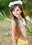 Stock Image :  κορίτσι λίγο πορτρέτο