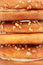 Stock Image :  Κροτίδες σάντουιτς