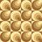 Stock Image :  Κύκλοι στο σχέδιο κύκλων